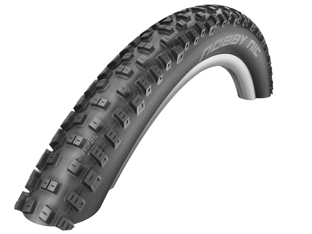 Schwalbe Nobby Nic Performance TwinSkin Clincher MTB Tyre - Black | cykeldæk