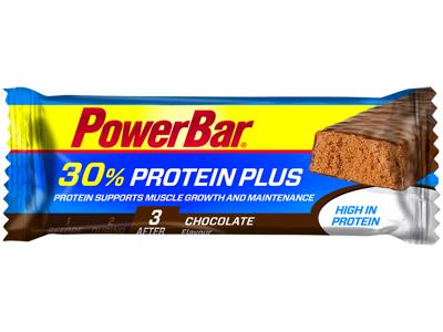 Powerbar - 30% Protein Plus - Proteinbar -Choklad - 55 gram