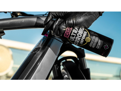 Muc-Off E-Bike Ultra Corrosion Defence - Fugtdrivende olie - 485 ml