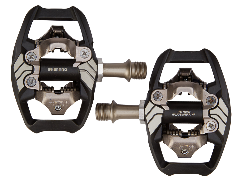 Image of   Pedaler Shimano XT PD-M8020 SPD Trail