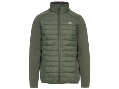 Trespass Saunter - Full Zip Fleecejacka - Basil