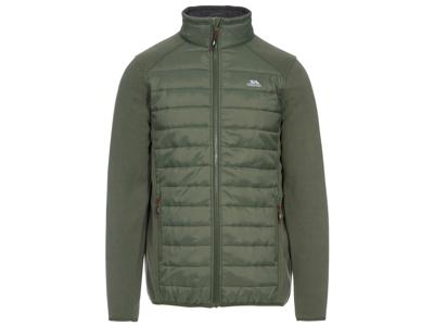 Trespass Saunter - Full Zip Fleece jakke - Basil