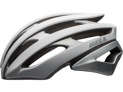 Bell Stratus Mips - Cykelhjelm - Sølv/Hvid