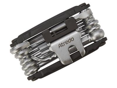 Atredo - Multitool - 17 funktioner - Med kædeadskiller