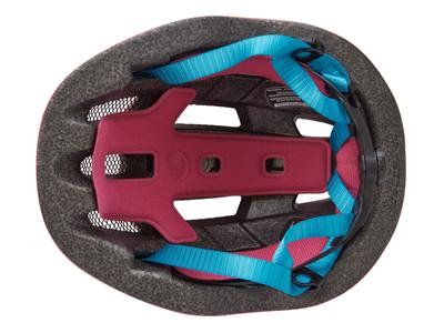 Limar 249 - Cykelhjelm til børn - Str. 50-56 cm - Matpink