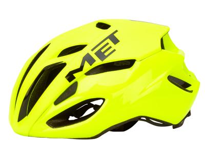 MET Rivale - Cykelhjelm - Gul