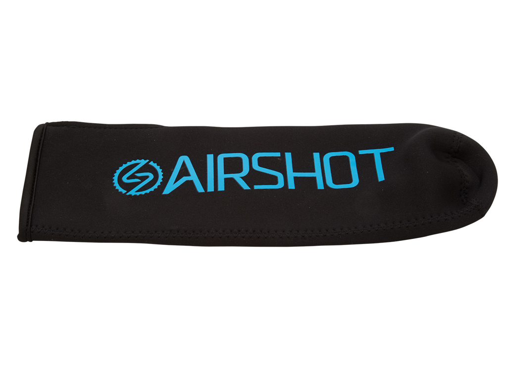 Airshot - Neoprenöverdrag till pump