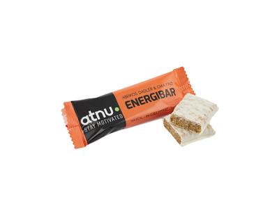 Atnu Energibar - Aprikos - 40 gram