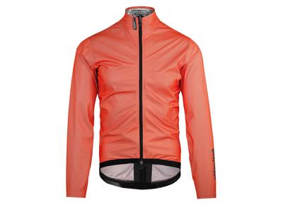 Assos Equipe RS Rain Jacket - Cykel regnjakke - Rød - Str. L
