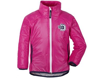 Didriksons Råne Kids Jacket - Fiberjakke Børn - Pink