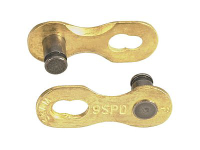 Sram Powerlink - Kædesamleled - 9 speed - Guld