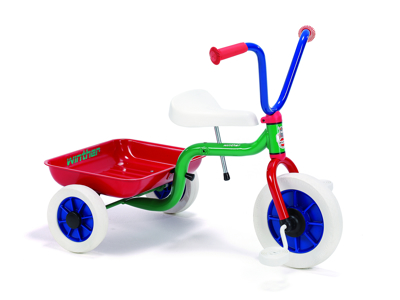 Trehjulet cykel Winther Multifarvet