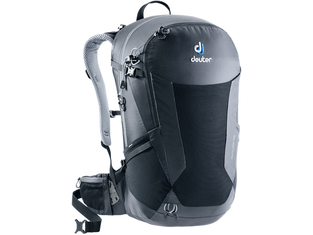 Image of   Deuter Futura 28 - Rygsæk - 28 liter - Sort