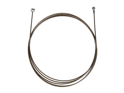 Connect bremsewire - MTB og Racer - ø1,6mm - 1700mm lang - rustfri - Pre-stretched