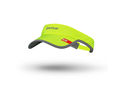 GripGrab løbe solskærm - Visor - Hi-Vis - One Size