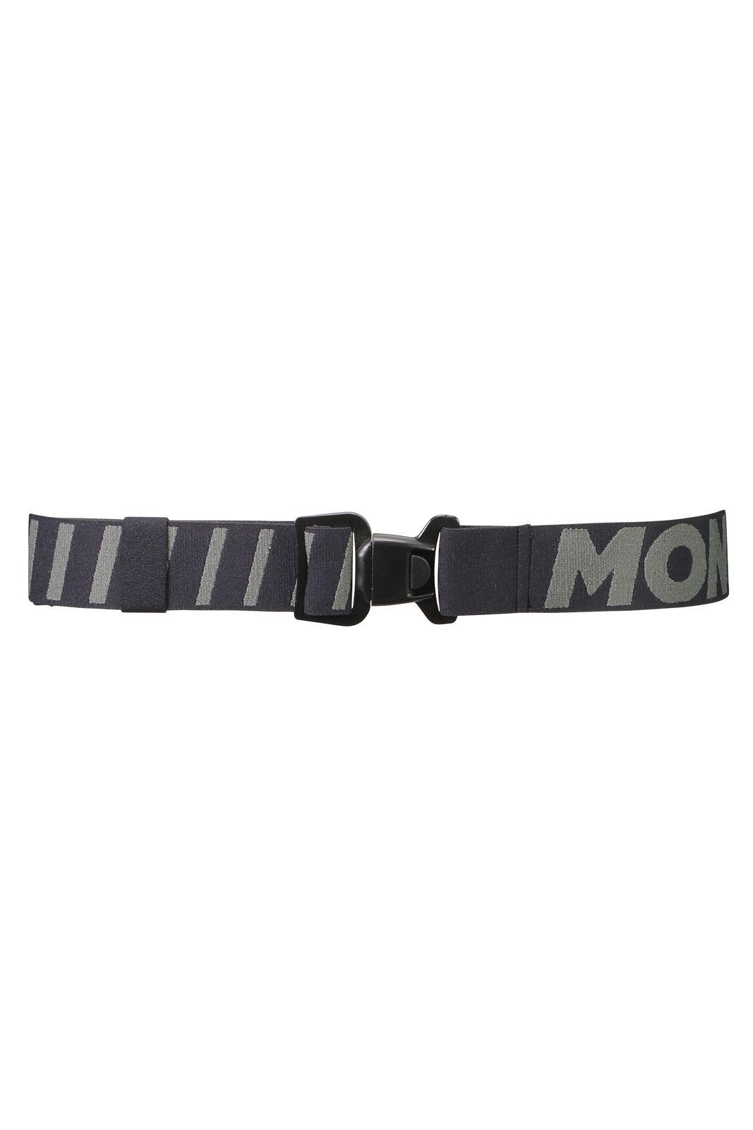 MONS ROYALE Birving Belt - Bælte - Unisex - Sort/Grå - Str. Onesize | misc_clothes