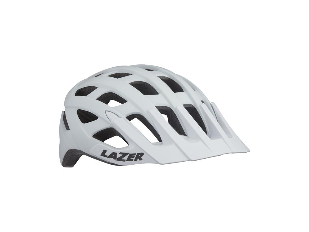 Lazer Roller - Cykelhjelm MTB - Mat hvid