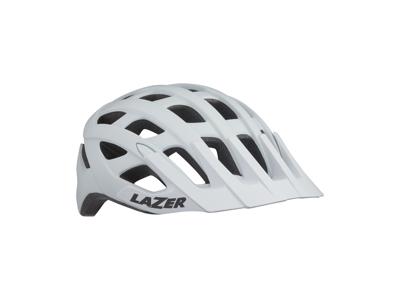 Lazer Roller - Cykelhjelm MTB - Str. 58-61 cm - Mat hvid