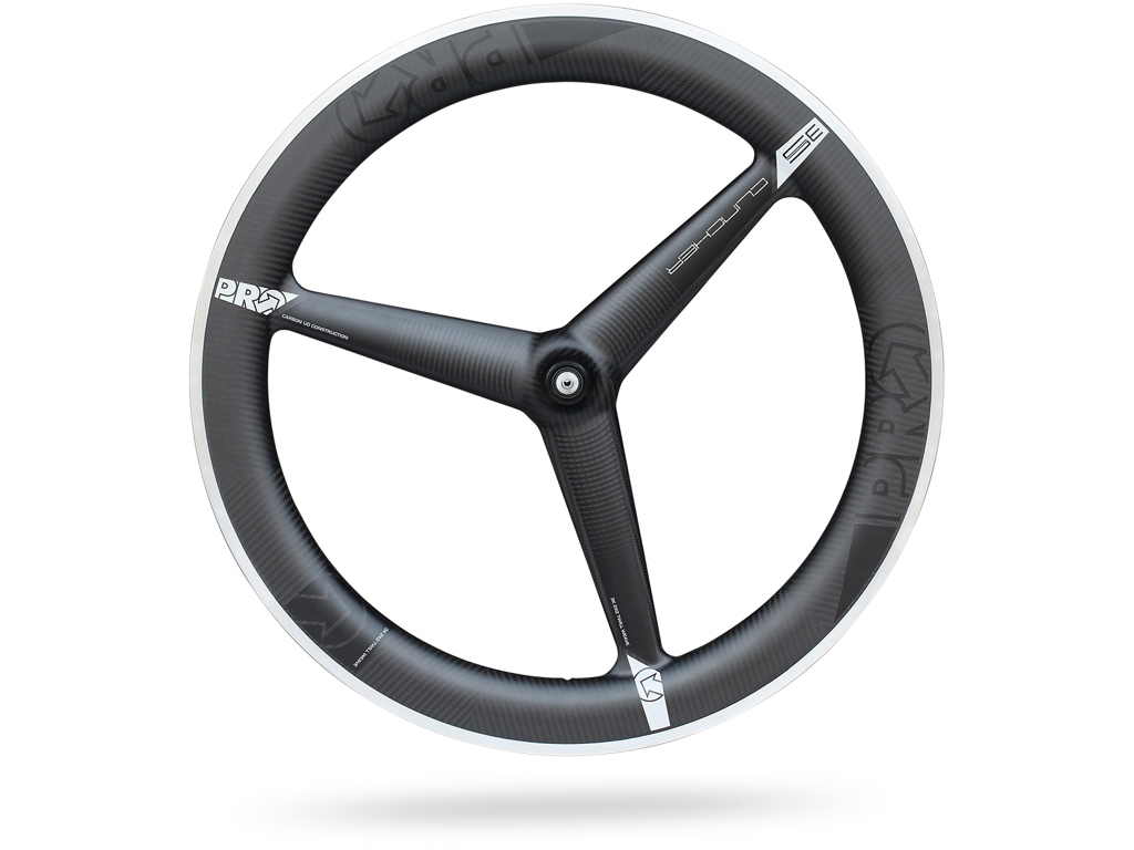 PRO - Forhjul 3-Spoke Carbon 700c - Ultegra - Clincher