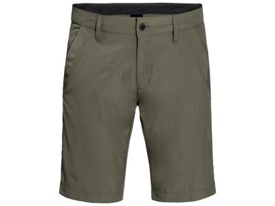 Jack Wolfskin Desert Valley Shorts - Herre - Grøn