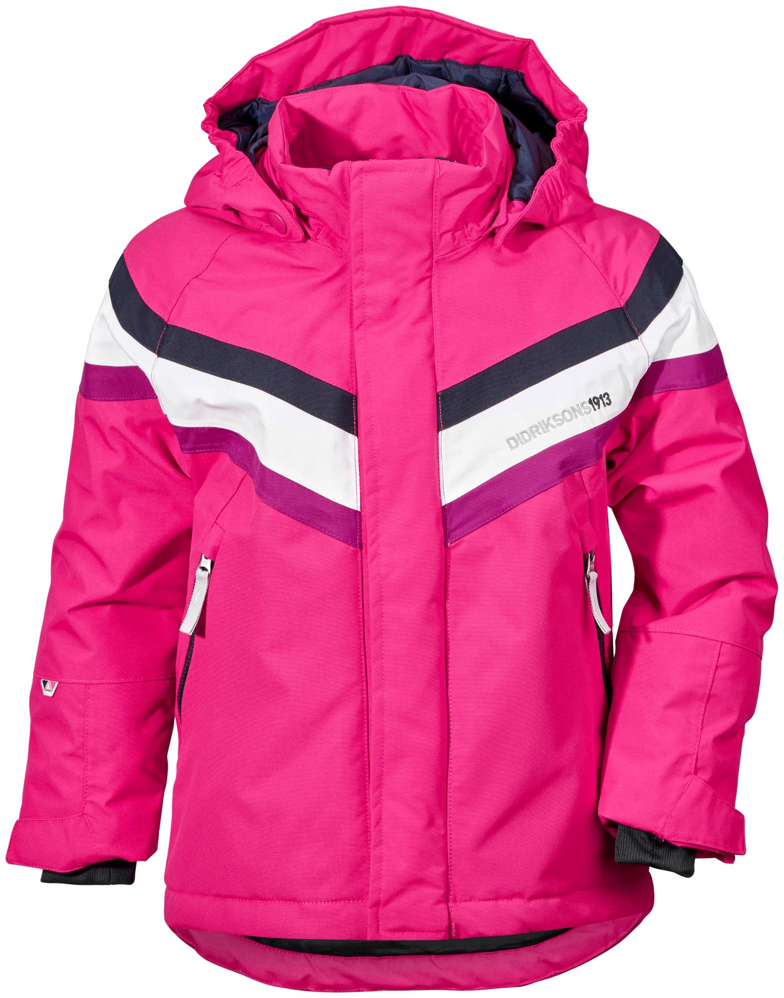 Didriksons Säfsen Kids - Overgangsjakke - Pink | Jackets