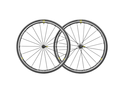 Mavic Ksyrium UST - Tubeless Hjulsæt inkl. dæk - Sram/Shimano - 700x25c