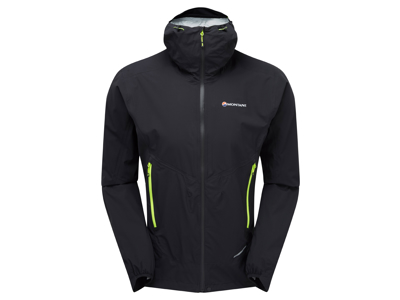Montane Minimus Stretch Ultra Jacket - Skaljakke Mand - Sort