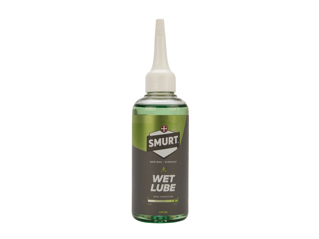 SMURT Wet Lube - Kædeolie - 100 ml. thumbnail