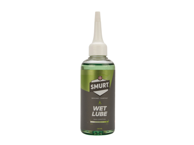 SMURT Wet Lube - Kædeolie - 100 ml.