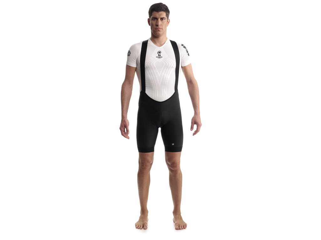 Image of   Assos T.milleshorts - Bibshorts - Sort - Str. XS