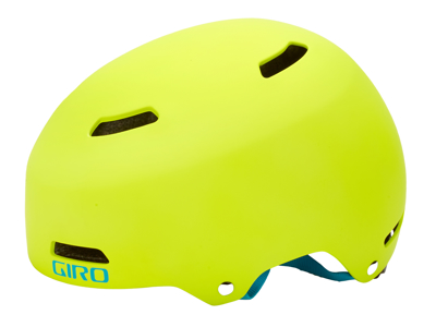 Giro Dime FS - Cykelhjelm - Citron/Iceberg