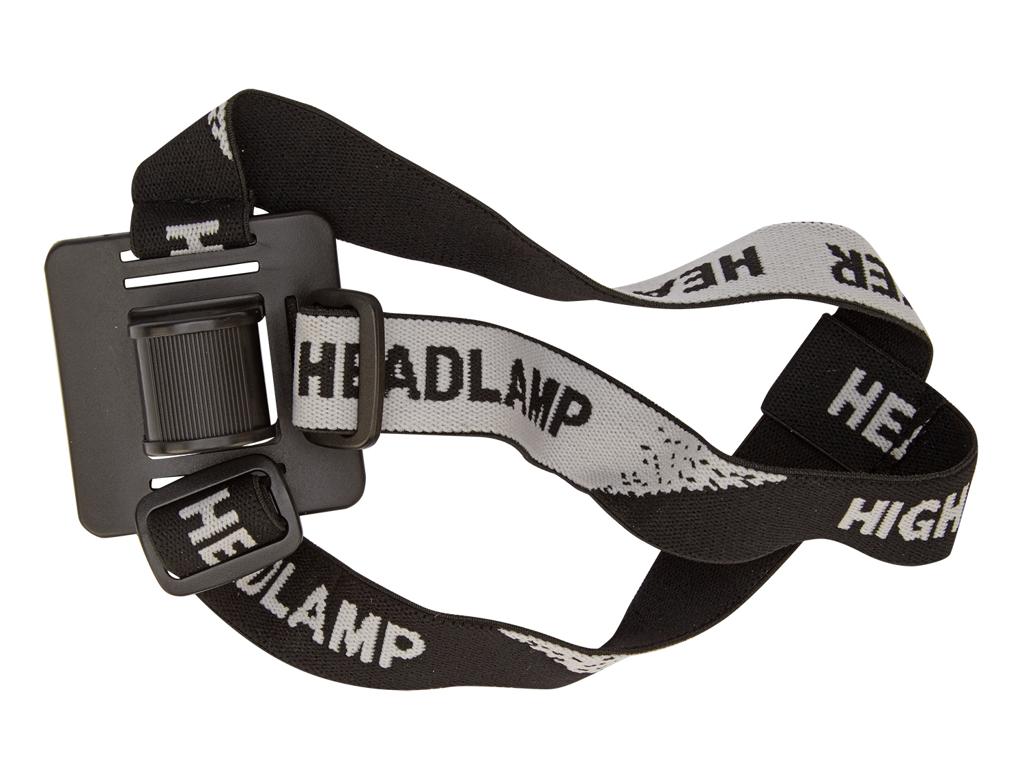 Image of Atredo - Bånd til hoved eller hjelm - Til Atredo MTB lygte