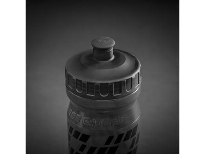 GripGrab Drinking Bottle 9014 - Drikkeflaske - Sort - 600 ml