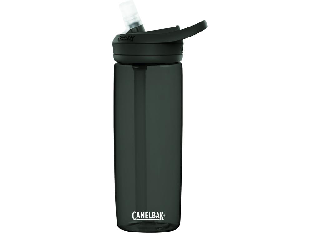 Image of   CamelBak Eddy 0,6L - Drikkeflaske - Mørkegrå/Transparent