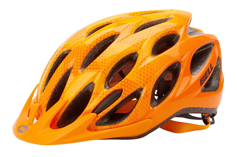 Bell Charger junior hjelm blå 50-57 cm   Hjelme