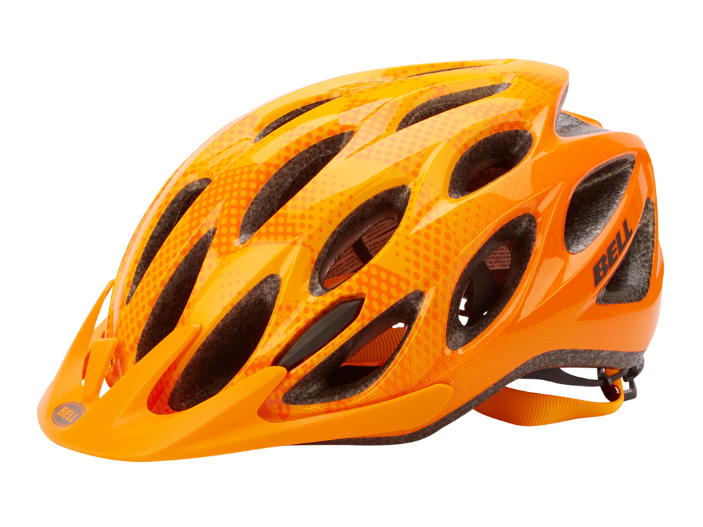 Image of   Bell Charger - Cykelhjelm - Str. 50-57 cm - Orange