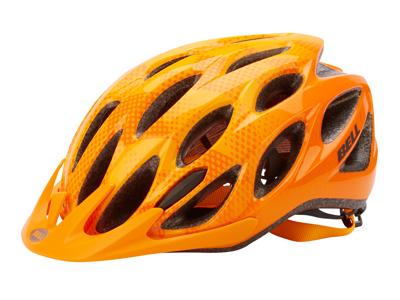 Bell Charger - Cykelhjelm - Str. 50-57 cm - Orange