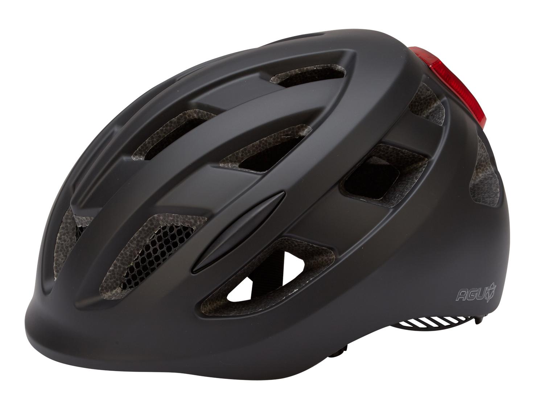 AGU Civick - Cykelhjelm - Sort | Helmets