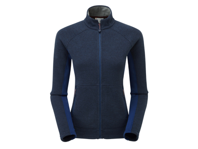 Montane Womens Neutron Jacket - Fleecejacka Dam - Navy - 38