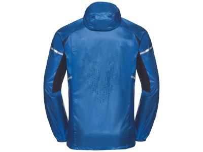 Odlo - Zeroweight jacket - Løbejakke - Herre - Blå
