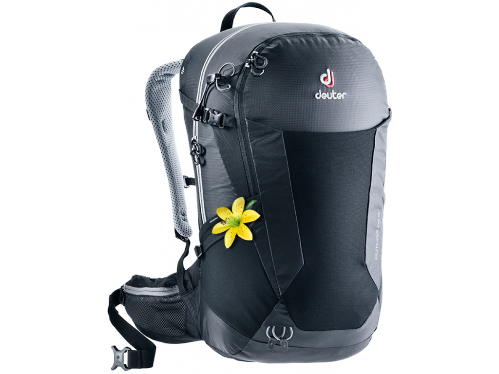 Image of   Deuter Futura 26 SL - Rygsæk - Dame model - 26 liter - Sort