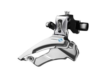 Shimano Altus - Forskifter Down Swing - 3 x 7/8 gear til sadelrørs montering - 66-69