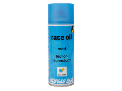 Morgan Blue Race Oil - Kædeolie - 400 ml spray