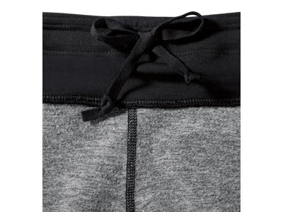 Odlo dame tights - Warm Maget - Sort melange