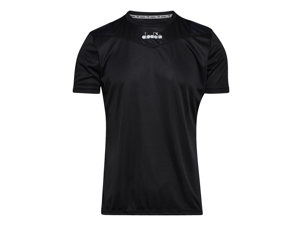 Image of   Diadora X-run SS T-shirt - Løbe t-shirt - Herre - Sort - Str. L