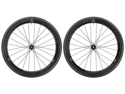 Mavic Crossmax Pro Carbon - MTB hjulsæt inkl. dæk - Sort - 29x2,25