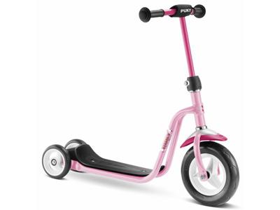 Puky - R 1 - Trehjulet løbehjul til børn - Lovely Pink