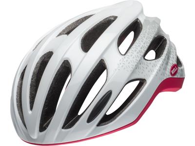 Bell Nala Mips - Cykelhjelm - Hvid/Cherry