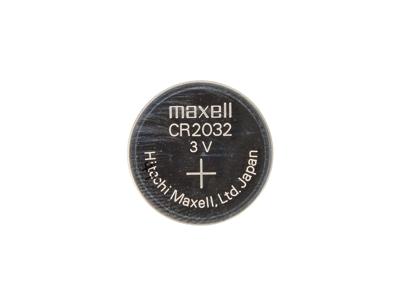 Maxell batterier Lithium CR2032 3V.1 stk