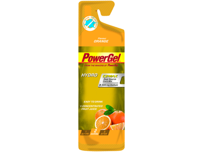 Powerbar PowerGel Hydro - Apelsin 67 ml